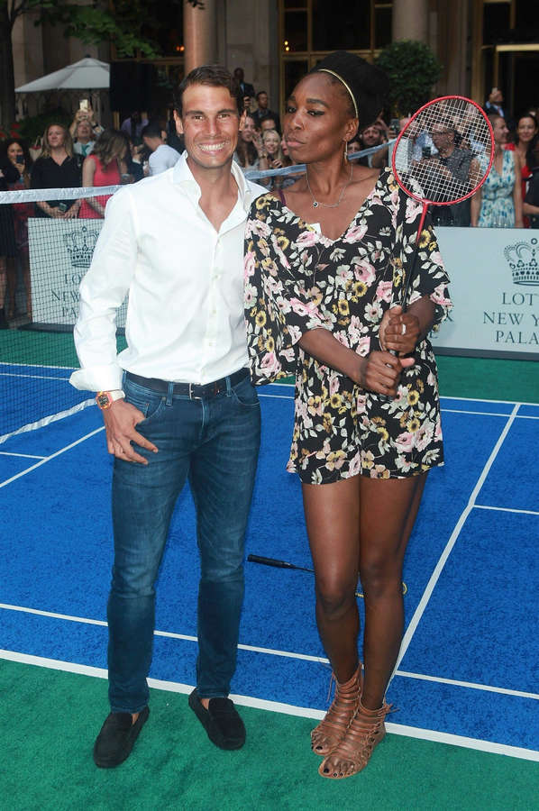 Venus Williams Feet
