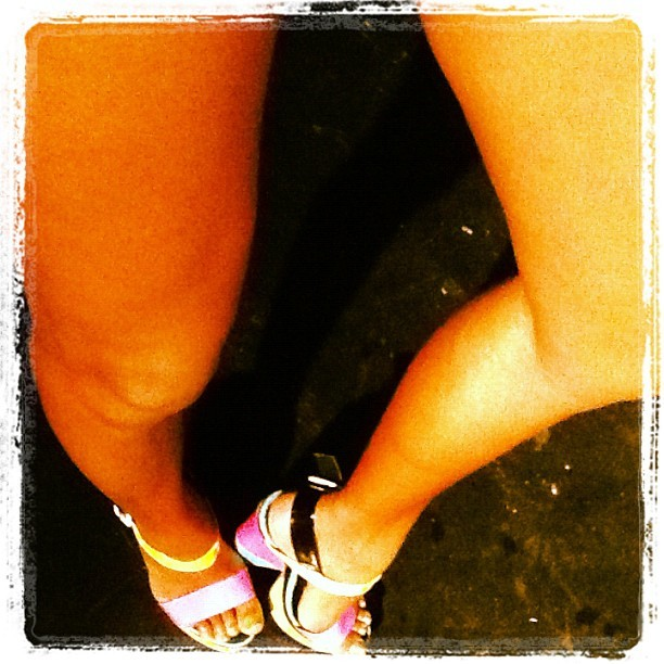 Stacy Ann Fequiere Feet