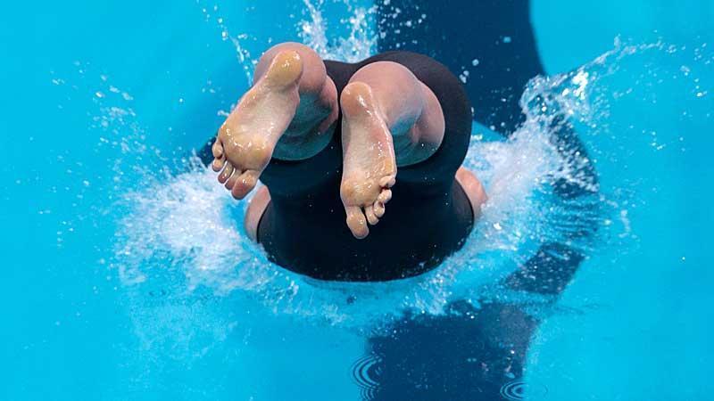 Fran Halsall Feet