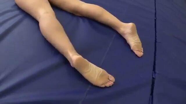 Jessie Belle Smothers Feet