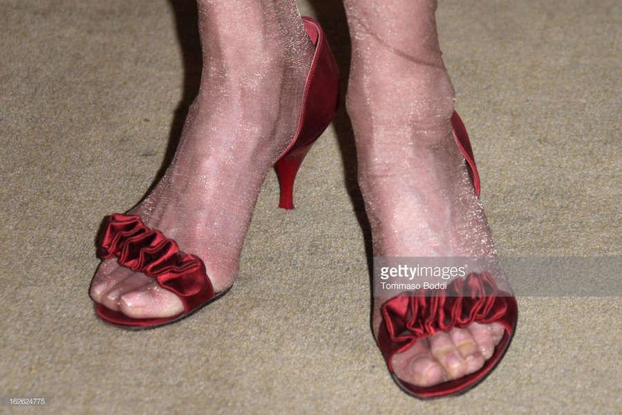 Tanya Roberts Feet