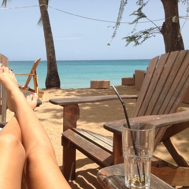 Hetti Bywater Feet