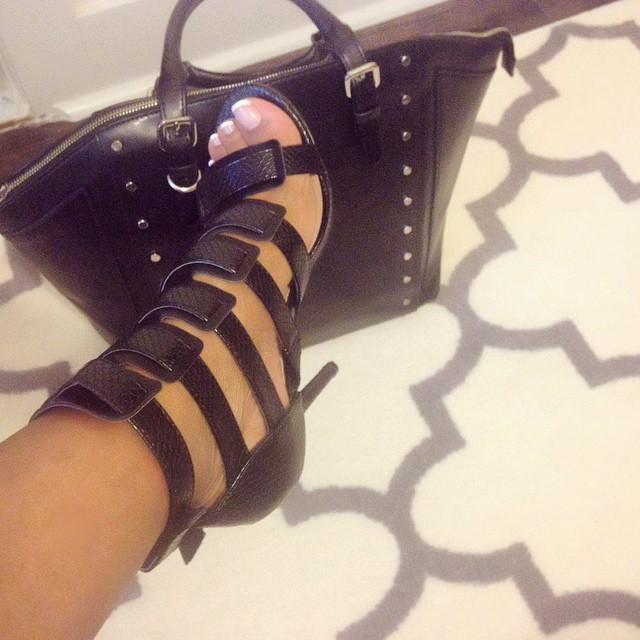 Tracy Steele Feet