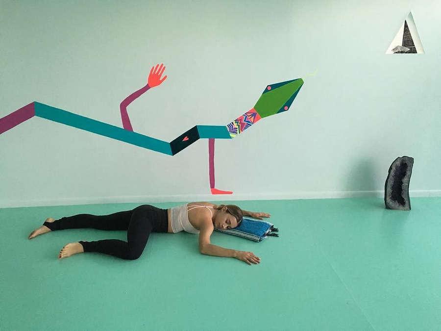 Olesya Rulin Feet