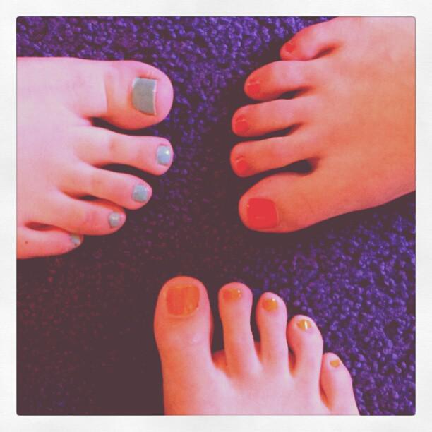 Alexa Dowd Feet