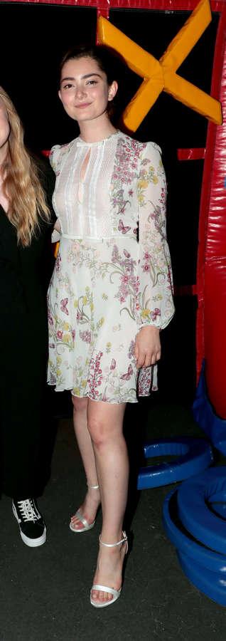 Emily Robinson Feet