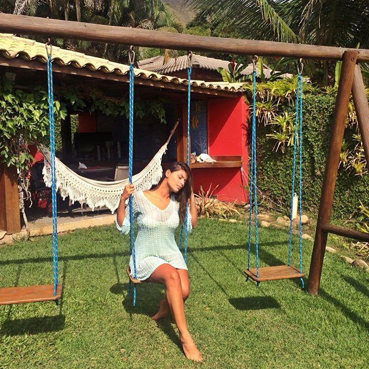 Franciele Almeida Feet