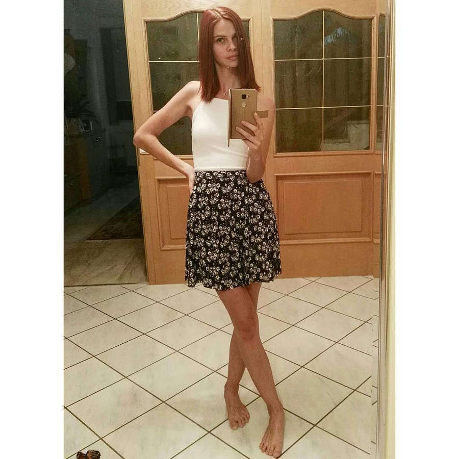 Alexandra Kroepfl Feet