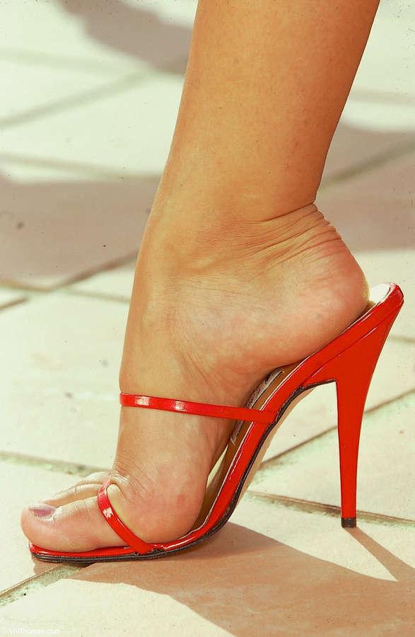 Adele Stephens Feet