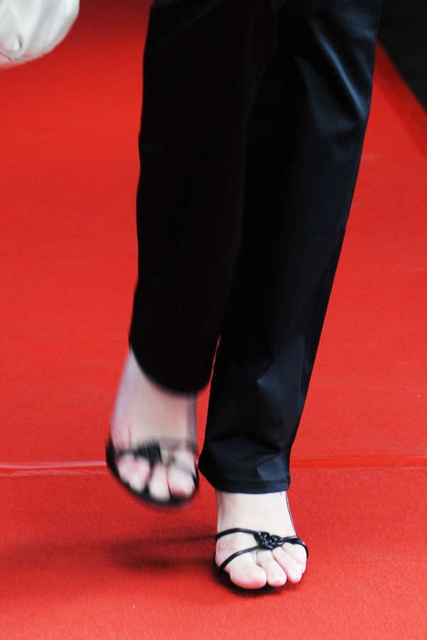 Renata Langmannova Feet
