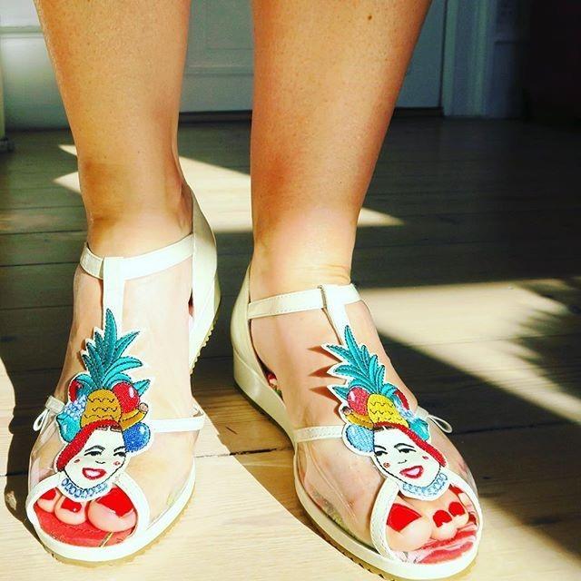 Leonora Christina Skov Feet