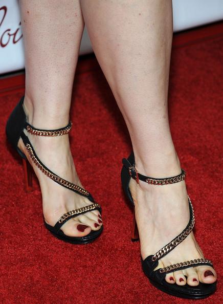 Bellamy Young Feet