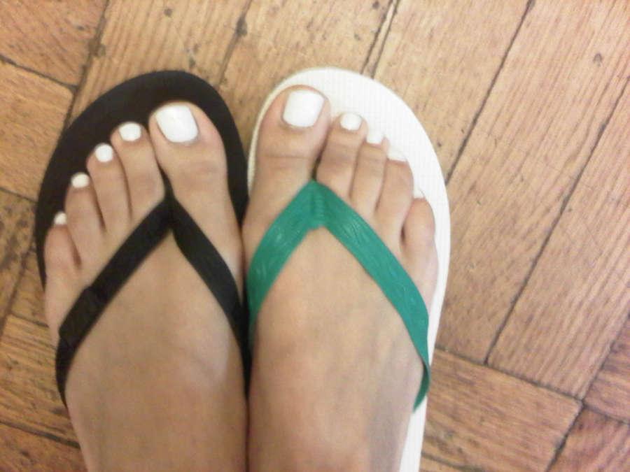 Karina Pasian Feet