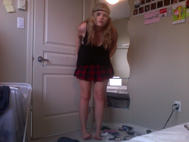 Molly Templeton Feet