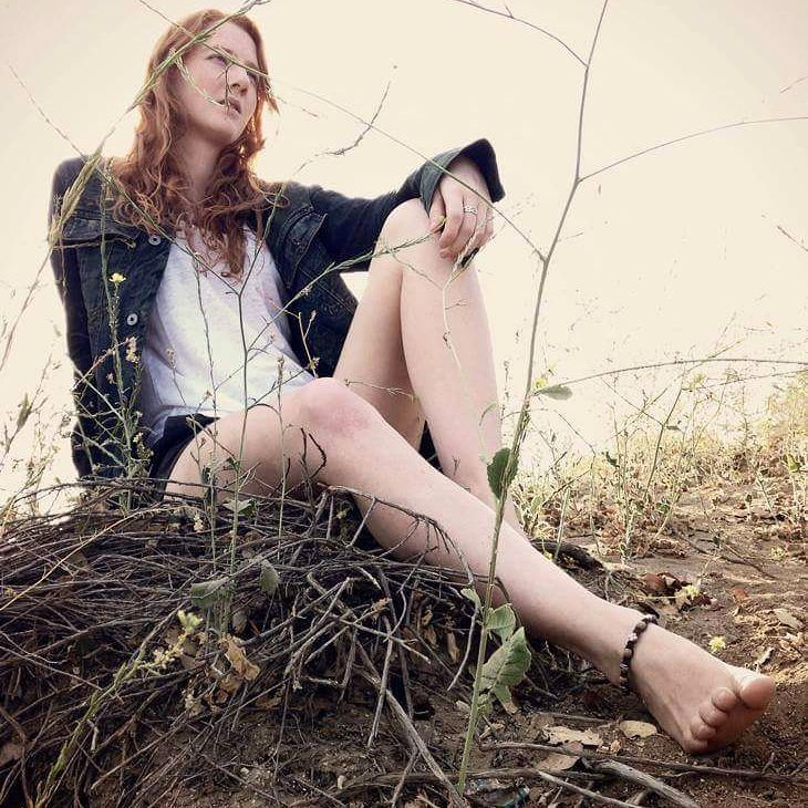 Tayla Holborow Feet