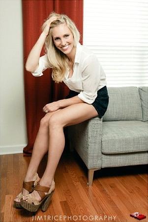 Ashley Fliehr Feet