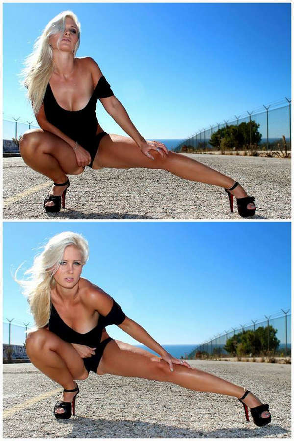 Jessica Edstrom Feet