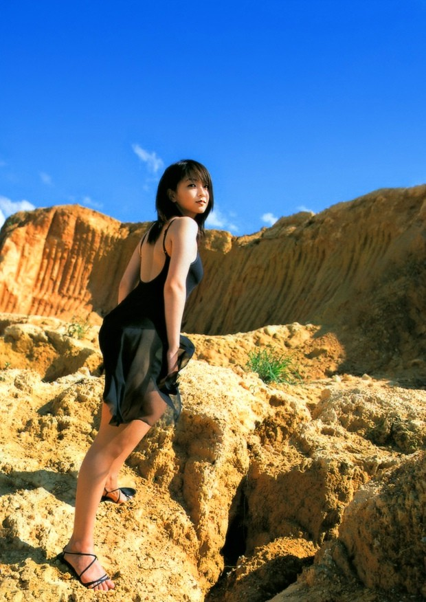 Yuka Hirata Feet