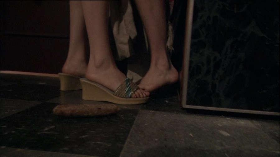Meghan Heffern Feet