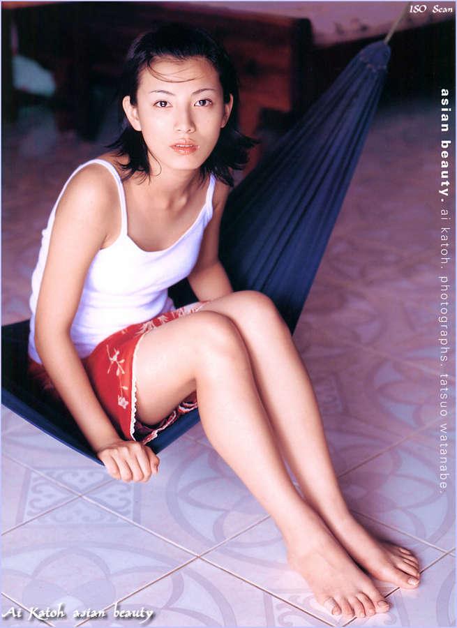 Ai Kato Feet