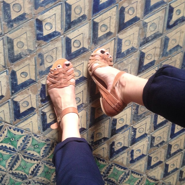 Maliabeth Johnson Feet