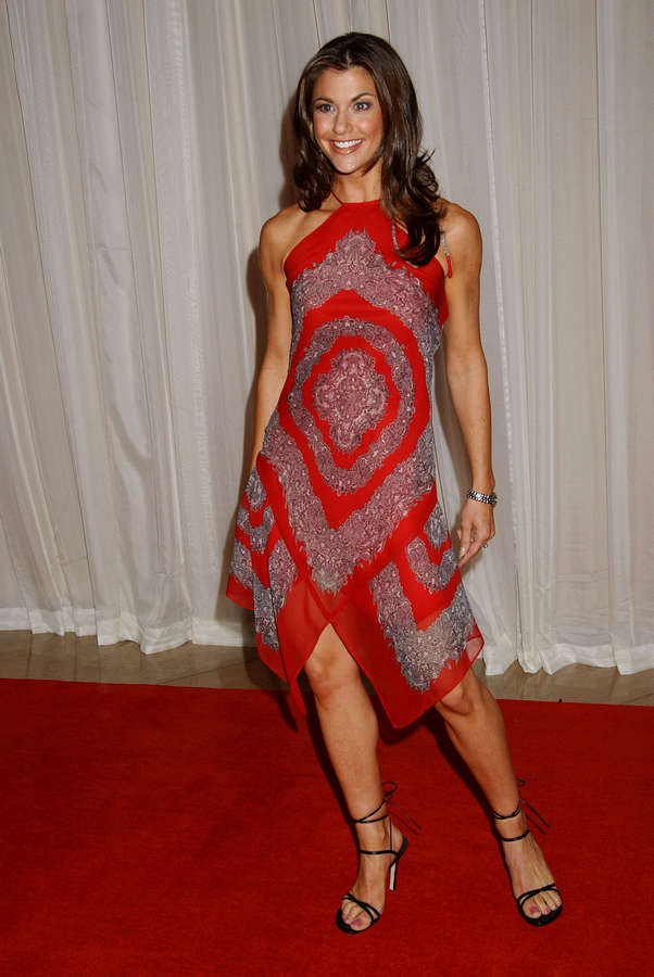 Samantha Harris Feet