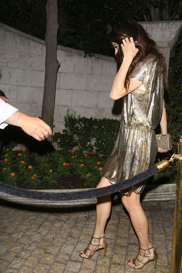 Amal Clooney Feet