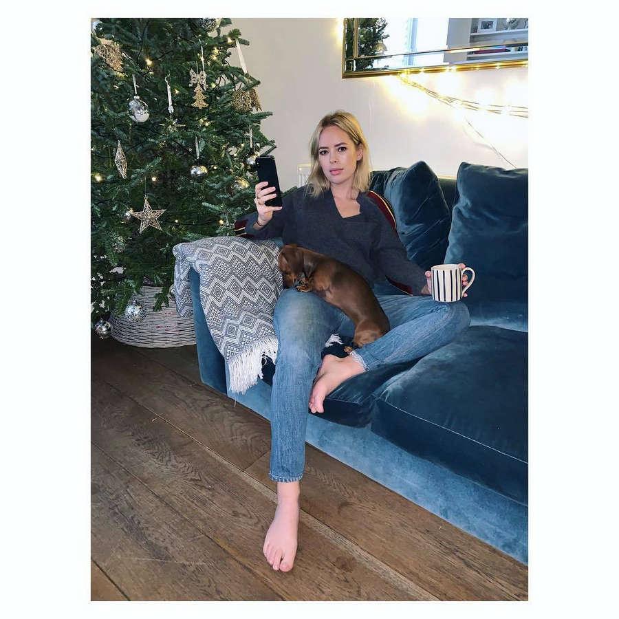 Tanya Burr Feet