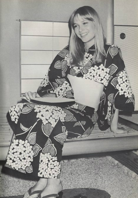 Deborah Raffin Feet