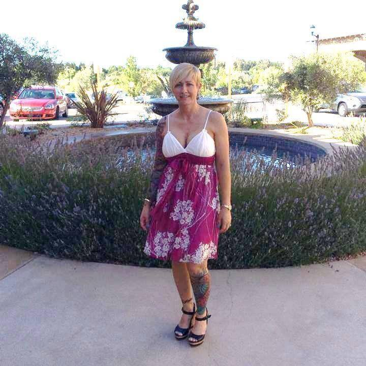 Christie Brimberry Feet