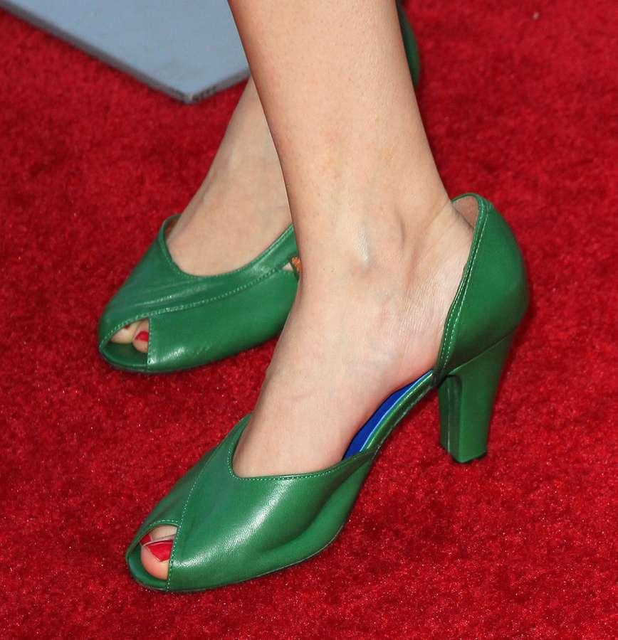 Abby Miller Feet