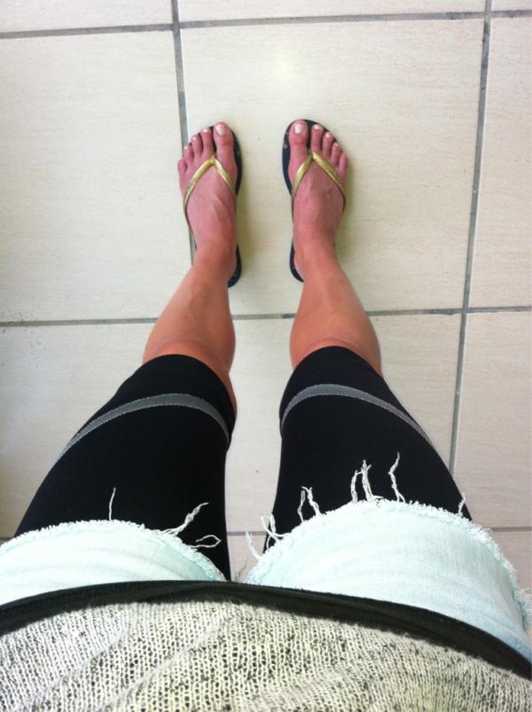 Asha Randall Feet