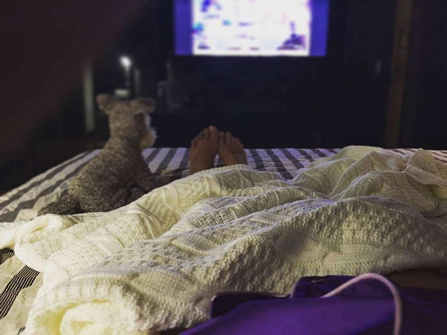 Anna Shulgina Feet