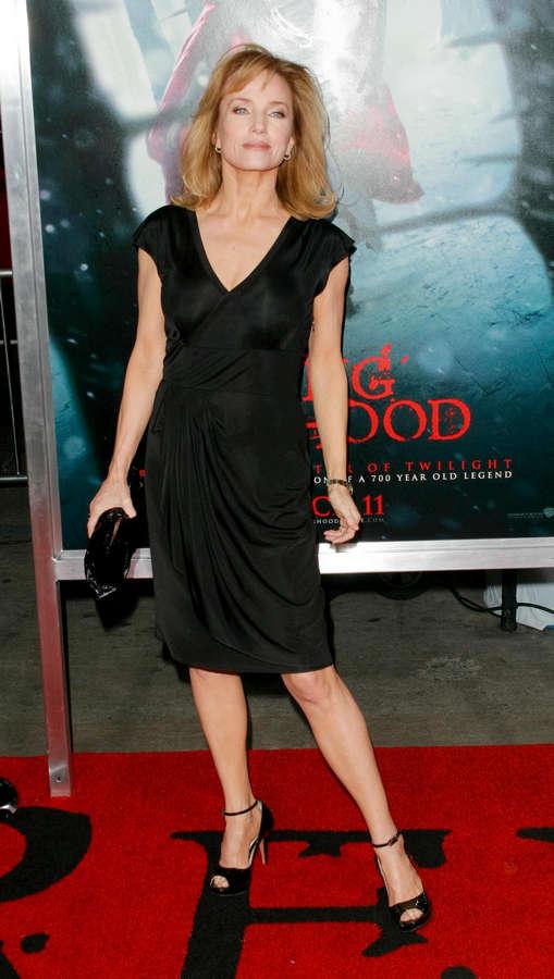 Rebecca De Mornay Feet