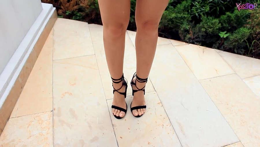 Yoseline Hoffman Feet
