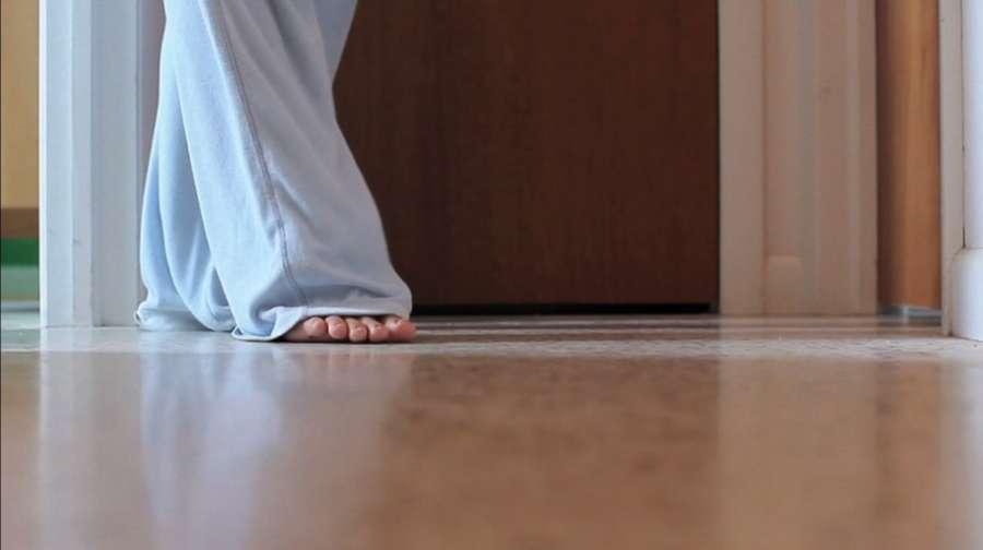Lauren Brown Feet