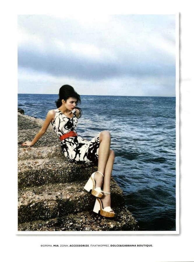 Iulia Cirstea Feet