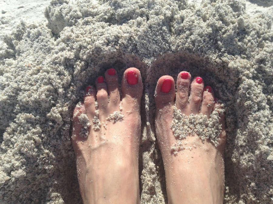 Savannah Costello Feet