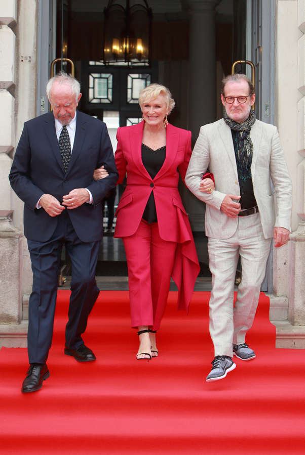 Glenn Close Feet