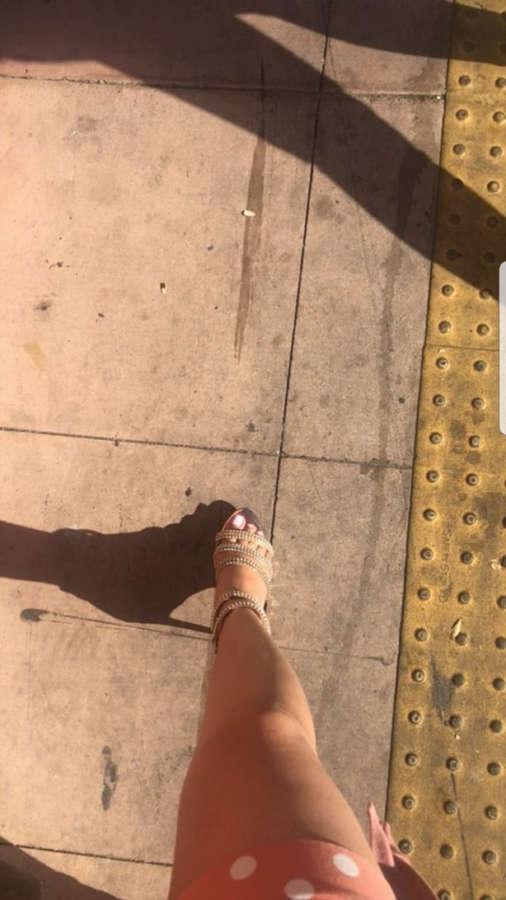 Alexis Marie Feet