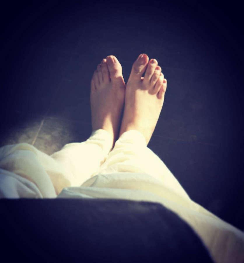 Shivshakti Sachdev Feet