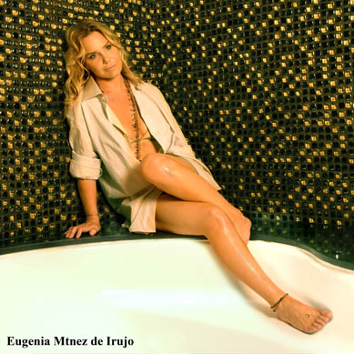 Eugenia Martinez De Irujo Feet