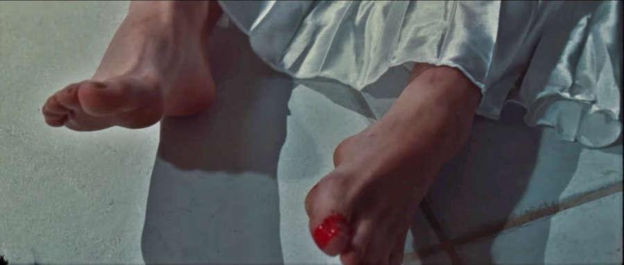 Alexandra Marzella Feet