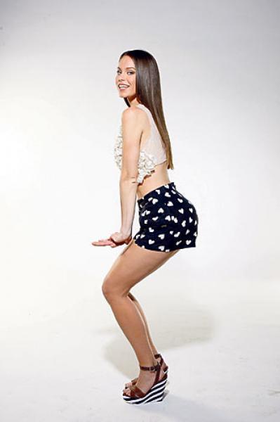 Mia Kovacic Feet