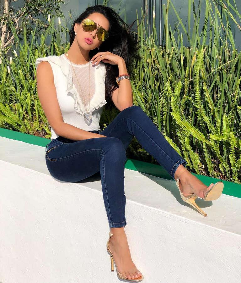 Yuvana Montalvo Feet