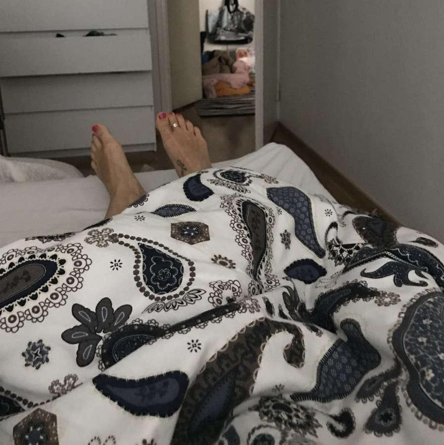 Johanna Puhakka Feet
