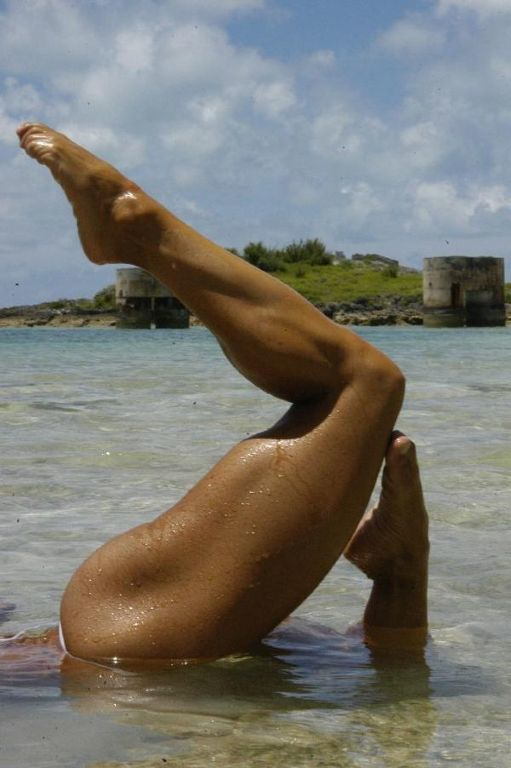 Juliana Malacarne Feet