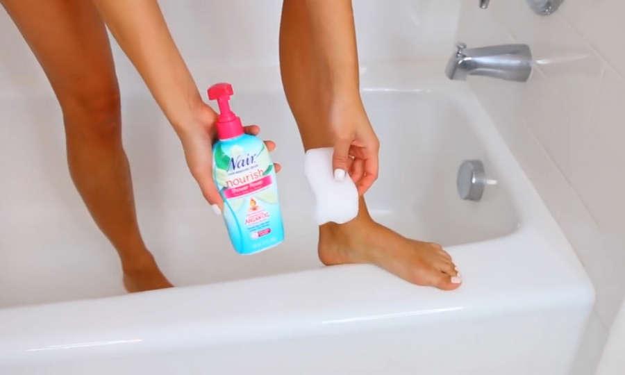 Marcella Avila Feet