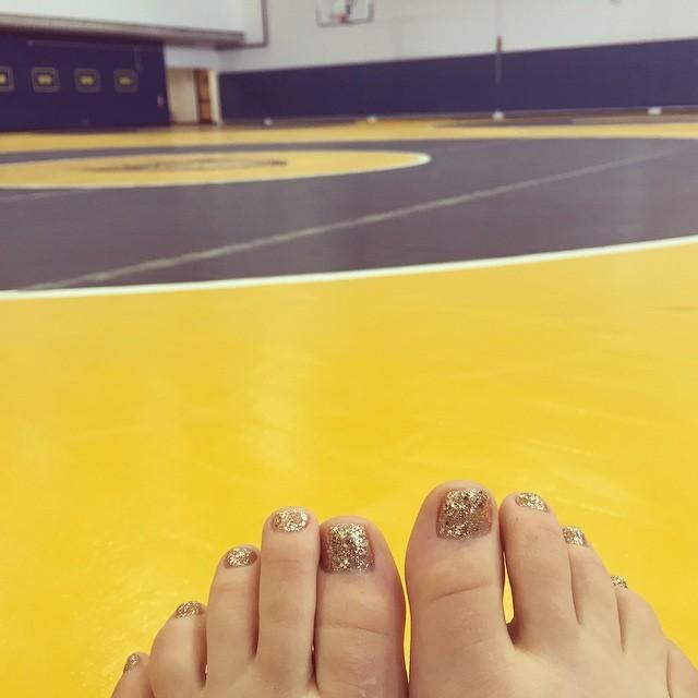 Adeline Gray Feet