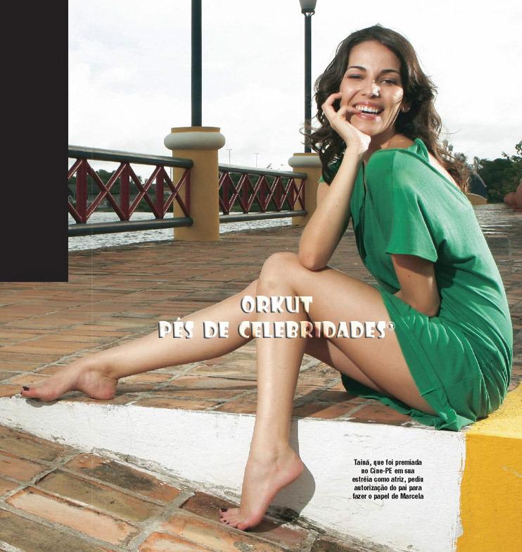 Taina Muller Feet